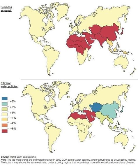middle east map in 2050 climate change will cost east asia 6 of its world