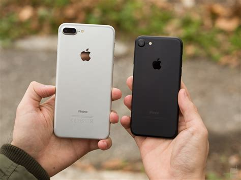 7 iphone size apple iphone 7 plus vs iphone 7 is apple s larger handset worth it phonearena