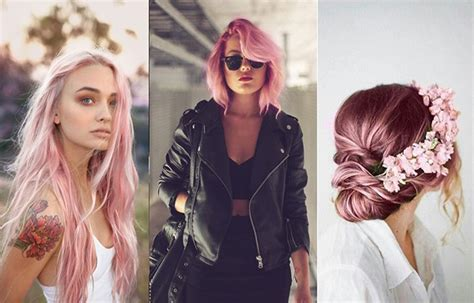 short hair in the pink with rocks bad girl 20 badass hairstyles that prove that you can rock pi