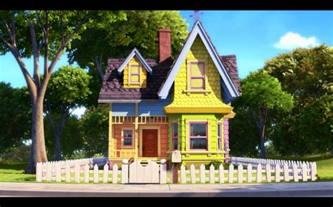 Disney Home disney fan builds his an up themed house