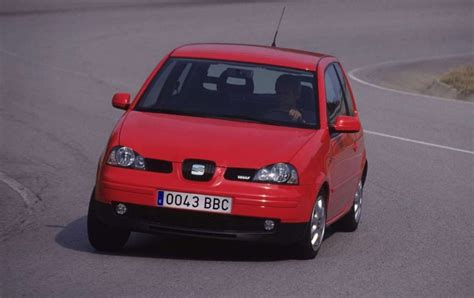 seat arosa hatchback 2001 2004 technical data prices