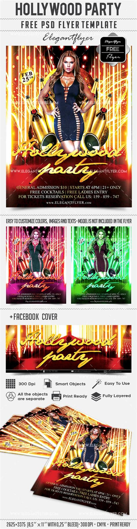 flyer for theme by elegantflyer