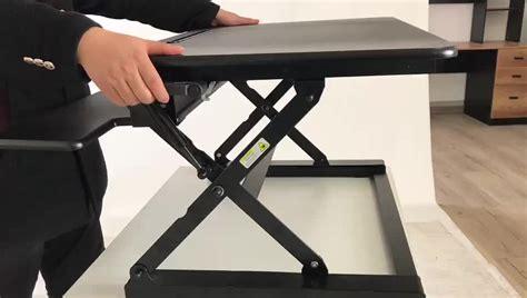 folding standing desk hostgarcia