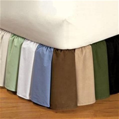 twin xl bed skirt twin xl solid white bed skirts 1000tc 100 pure egyptian