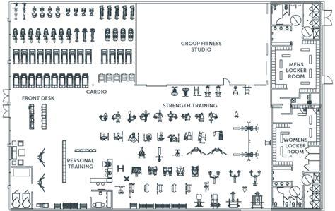 Fitness Gym Layout Floor Plan ? Decorin