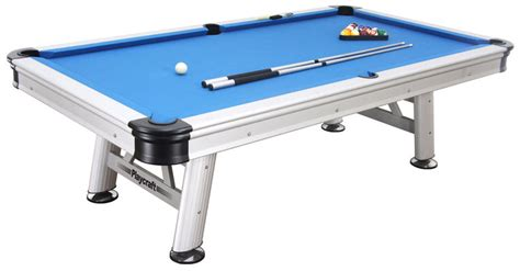 outdoor pool table 8 exteria outdoor pool table with accessories