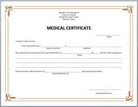 health templates certificate template microsoft word templates