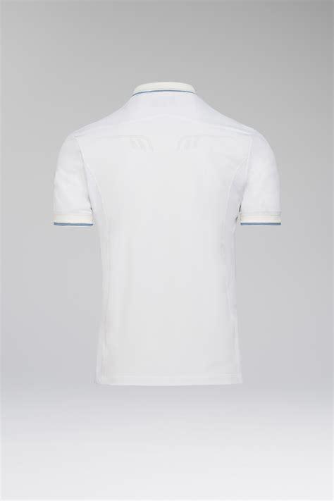 pattern design shirt white lighting design pattern polo shirt by bugatti