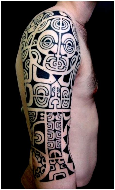 maori tattoo sleeve designs 45 unique maori tribal designs