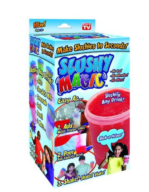 T Hirt Phanter Magi Store slushy magic cups