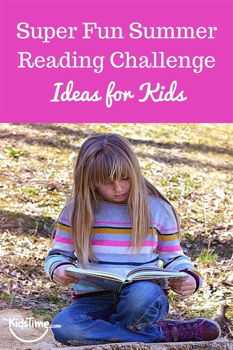 Readers Week 2007 Kristi Gives Us Tips by Summer Reading Challenge Ideas For