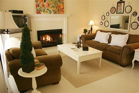 brown cream living room interior design ideas living room ideas best decorating ideas for living rooms
