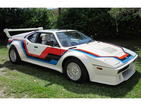 bmw m1 for sale 1979 bmw m1 coupe for sale classiccars cc 1032888