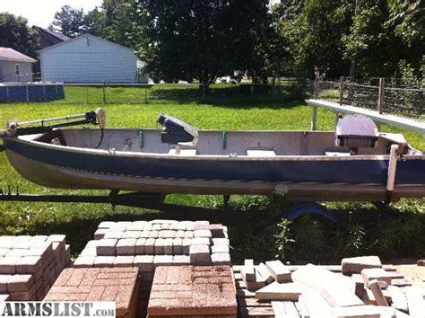 jon boat hull for sale armslist for sale 16ft v hull jon boat