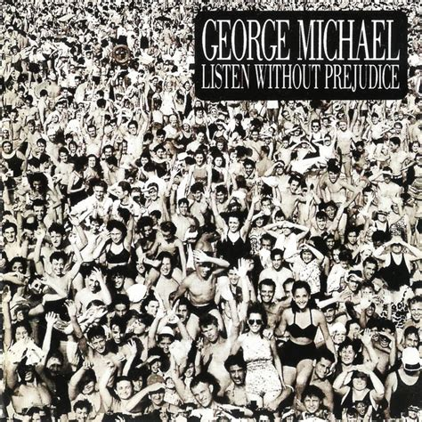new george michael and 25th anniversary edition of listen without prejudice vol 1