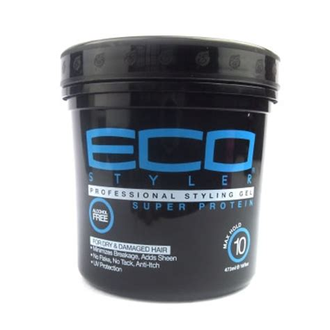 eco styler styling gel super protein black review is it eco styler styling gel super protein 16oz olori