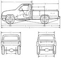 Ford Ranger Dimensions 2001 Ranger Frame Page