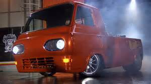 Gas Monkey Truck Wheels The 1963 Ford Econoline Fast N Loud Discovery