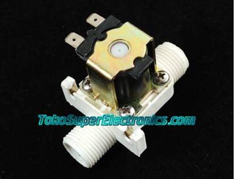 Kran Otomatis kran otomatis wastafel 12v solenoid valve 12v murah
