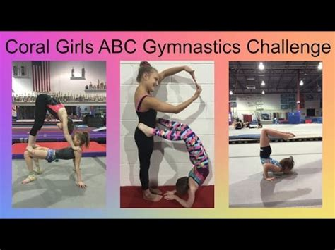 alphabet gymnastics challenge abc gymnastics challenge hostzin com music search engine