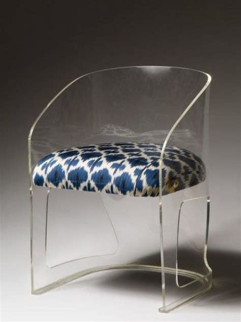 lucite  acrylic furniture ideas  modern spaces digsdigs