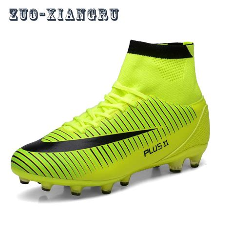 football spikes shoes high ankle football shoes tf fg ag spikes