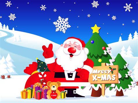 christmas themes for 2014 圣诞老人图片下载 圣诞老人的 yes 圣诞节图片 5068儿童网