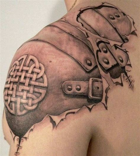 tattoo 3d armor pinterest discover and save creative ideas