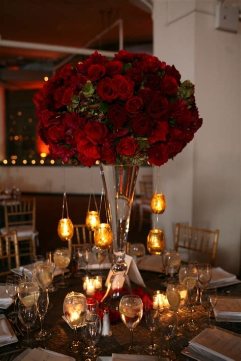 wedding roses centerpieces centerpiece centerpieces and tablescapes