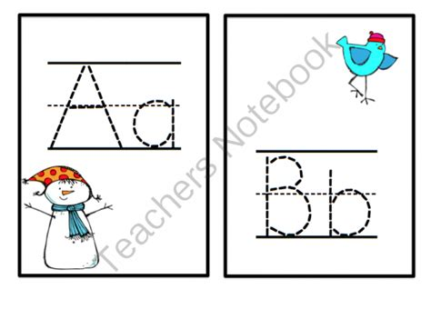 printable letter cards for tracing snowman alphabet tracing cards preschool printables