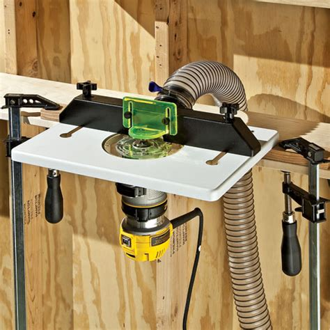Rockler Trim Router Table by 43550 New Rockler Trim Router Table 43550 Ebay