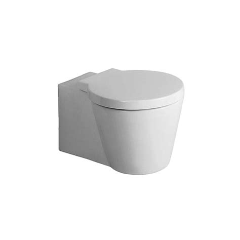 toilette starck duravit starck 1 wall mounted toilet with seat cover 0210090064