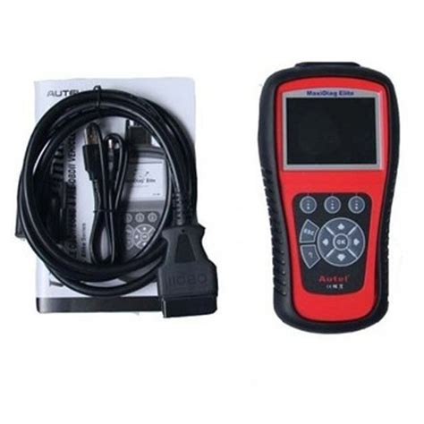 Aurell Maxi autel maxidiag elite md802 troubleshoot diagnostic tool