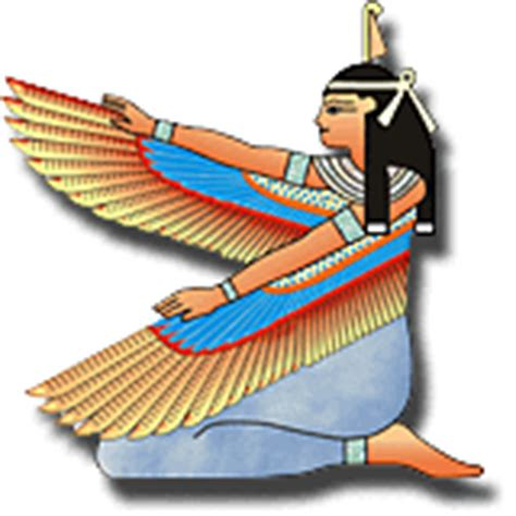 isis egyptian goddess clip art heaven light ancient egypt