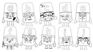 make amp colour by type printable cbeebies bbc