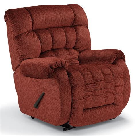 Beast Recliner by Best Home Furnishings The Beast Space Saver Recliner Chianti