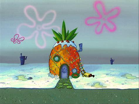 spongebob pineapple house image spongebob s pineapple house in season 2 4 png