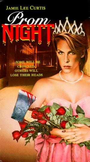jamie lee curtis prom night 1980 prom night 1980 the horror hothouse
