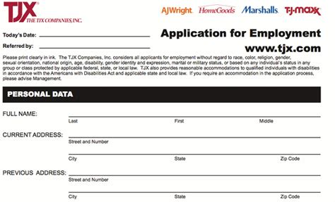 printable job application jcpenney contents contributed and discussions participated by donna
