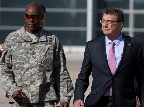 lt gen ron lewis wikipedia defense secretary ash carter removes top aide over alleged