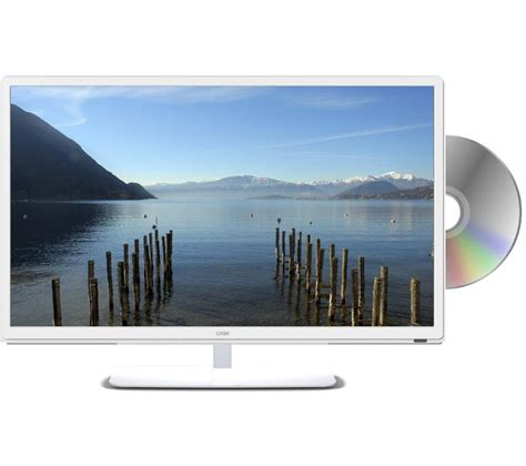 Tv Led Aoyama 20 logik l22fedw15 22 quot led tv with built in dvd player freeview hd 1080p white ebay