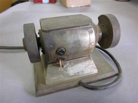 old bench grinder old mini bench grinder anyone ever seen this before