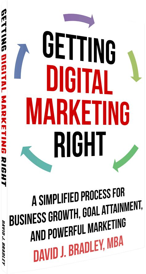 Getting A Masters In Marketing Before Mba by Author Of Getting Digital Marketing Right