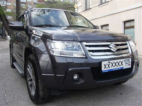 2010 Suzuki Grand Vitara For Sale Used 2010 Suzuki Grand Vitara Photos 2400cc Gasoline