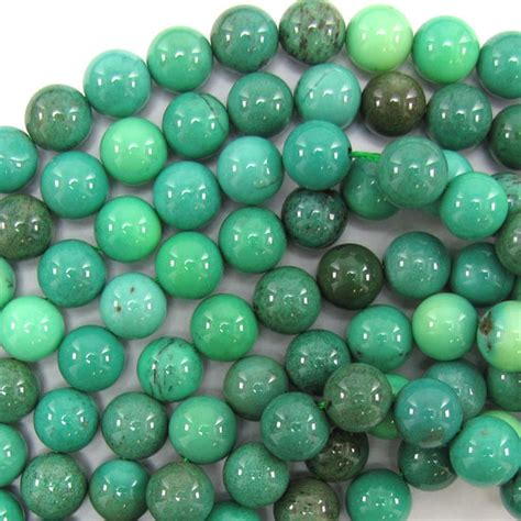 Green Chrysoprase Ring 15 green chrysoprase gemstone 15 5 quot strand 3mm 4mm 6mm 8mm 10mm 12mm ebay
