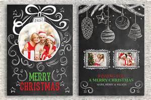printable christmas thank you card templates creative