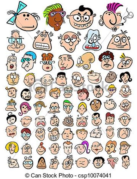 free vector doodle characters eps vector of characters doodle