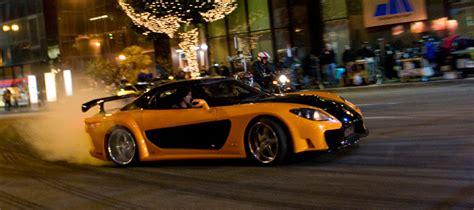 fast furious tokyo drift han mazda rx7 cars motorcyles