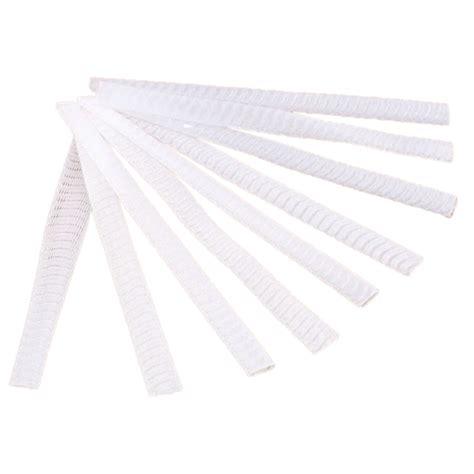 Mesh Make Up Brush Cover 100 pcs make up brush pen netting cover mesh sheath