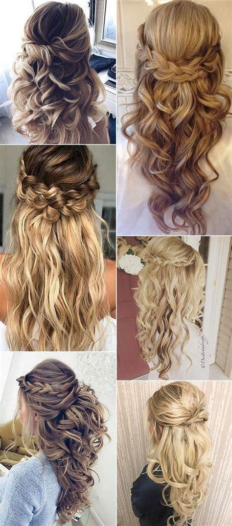Best Wedding Hairstyles Half Up by Half Up Half Wedding Hairstyles Best Cuts Ideas